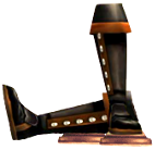 Pirate101 Captain Swing's Boots (Luddite's Spats)