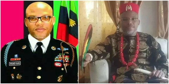 ''I Don't Want To Be Biafran President' – Nnamdi Kanu