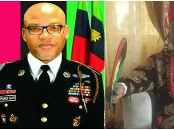 'I Don't Want To Be Biafran President' - Nnamdi Kanu