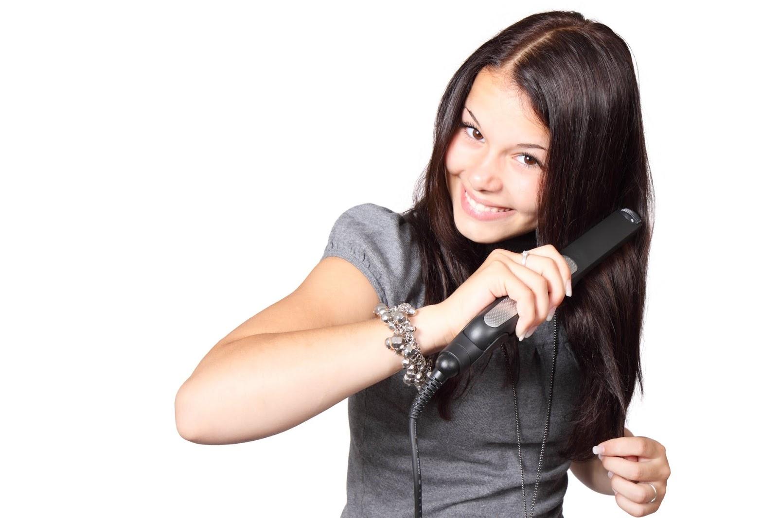 تطويل الشعر بطرق بسيطة وصحية