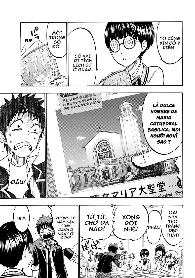 Yamada-kun to 7-nin no majo chap 198 Trang 16 - Mangak.info