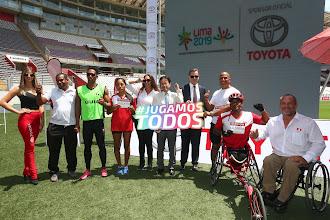 Montadora japonesa é a nova patrocinadora de Lima 2019