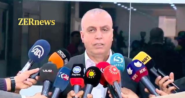 Kürdistan Yüksek Seçim Kurulu BM Birleşmiş Milletler Bağımsızlık Referandum Toplantı Açıklama