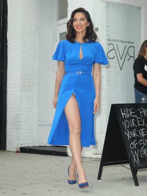Olivia Munn – Proactiv Pop-Up Experience in New York