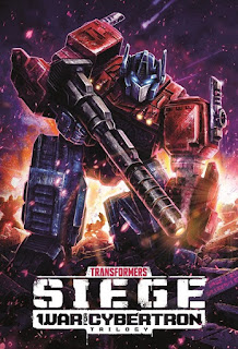Transformers Trilogia de la guerra por Cybertron Asedio Temporada 1 audio latino