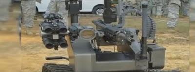 El robot que mató al tirador de Dallas