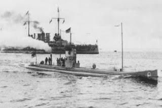 Kapal Selam milik Jerman