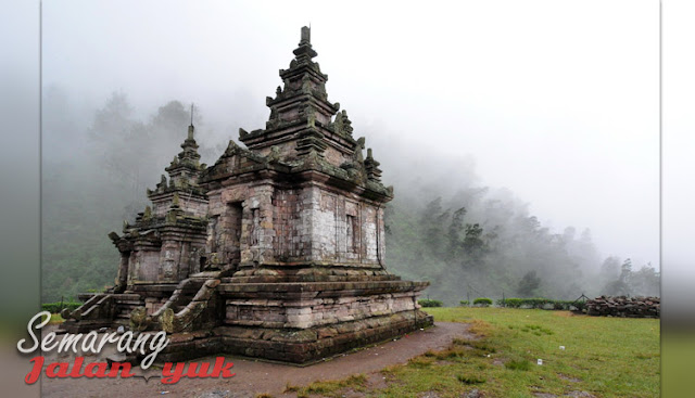 Candi Gedong Songo Obyek Wisata di Semarang Yang Paling Populer