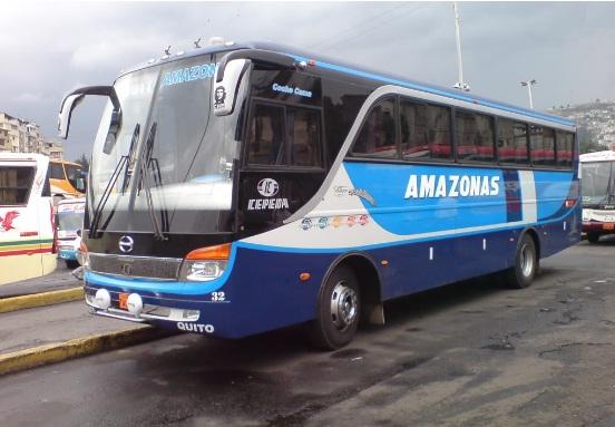 Cooperativa de Transporte Amazonas Quito