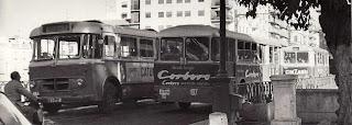 Resultado de imagen de autobuses barrio de las angustias granada 1970