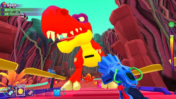 Island Saver Dinosaur Island (2020) PC Full Español