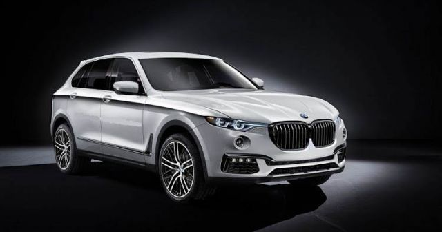 Smart Cars For Smart Peopls Bmw X8 2019 Suv Car