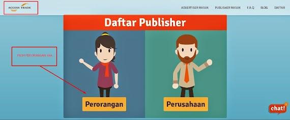 DAFTAR CPA ACCESS TRADE INDONESIA UNTUK PENGHASIL UANG DI INTERNET