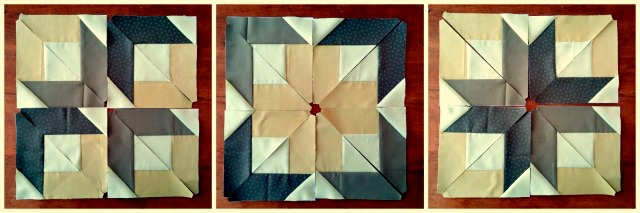 Puppilalla, Star Plus, Quiet Play, Blossom Heart Quilt Exchange, Quilting Bee