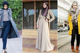 4 Tips Hijab Fashion It Will Make You Always Look Fashionable