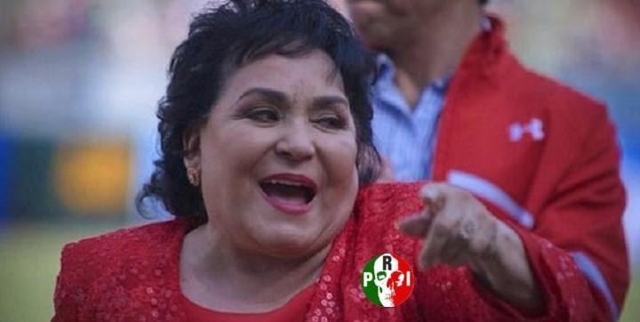 """""""EL QUE TENGA COCHE QUE LO MANTENGA"""", exige Carmen Salinas a inconformes; ella cuesta a mexicanos casi 2 MDP anuales"""