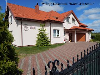pokoje gościnne nad morzem, w Grzybowie, koło Kołobrzegu