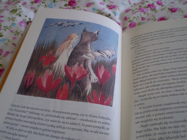 ilustrowała Tove Jansson