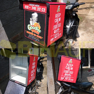 tas delivery makanan surabaya pizza goodies