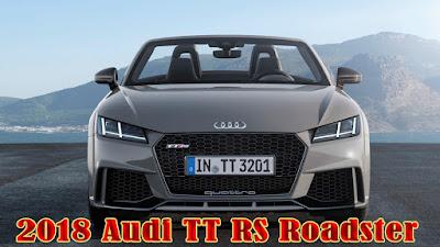 2018 Audi TT RS Roadster - First Drive Review - audi sports car
