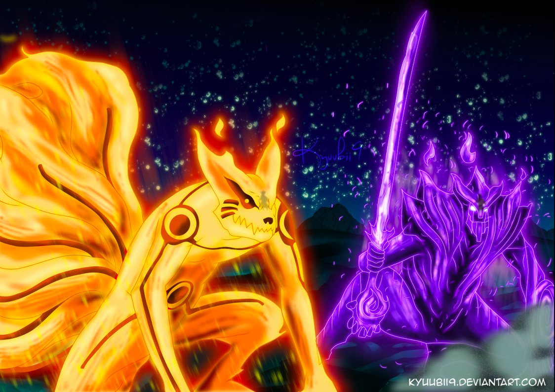 Kumpulan Animasi Naruto Vs Sasuke Kantor Meme