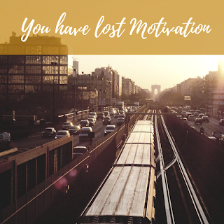 Motivation in your Career is a thing of the past