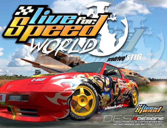 تحميل لعبة سباق السيارات لايف فور سبيد live for speed s2 للكمبيوتر برابط مباشر ميديا فاير مضغوطة مجانا