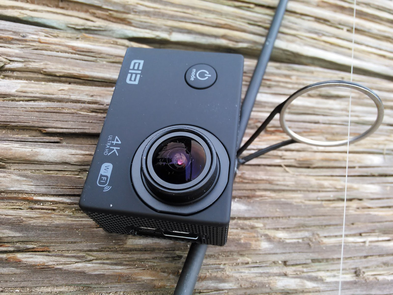 Best Budget Bargain Action Camera: ELE Explorer Action Camera ...