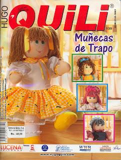 Quili Muñecas de Trapo Nro.135