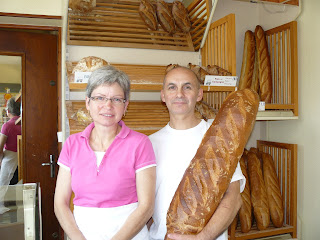 French Village Diaries boulangeries and hairdressers in France