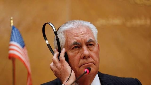 """Rex Tillerson: """"Usaremos palos grandes y no zanahorias para llevar a Corea del Norte al diálogo"""""""