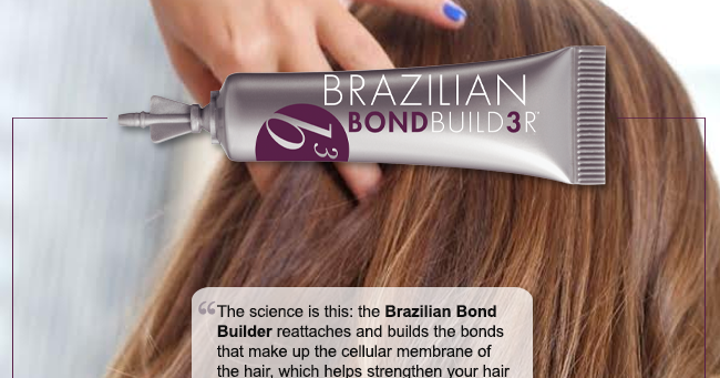 b3 Brazilian Bond Builder: The Hottest New Celebrity Hair Treatment  The Secret is Out!