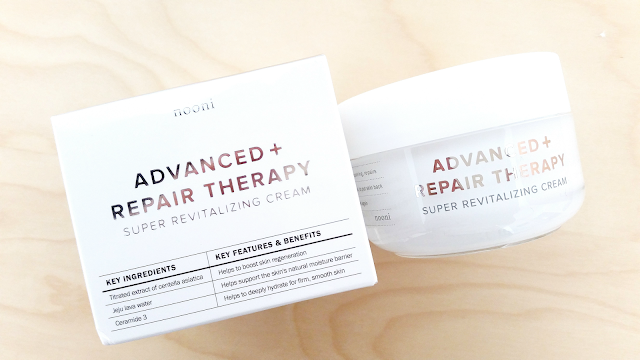 Nooni Advanced Repair Therapy Super Vitalizing Cream