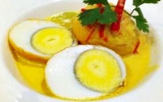 resep gulai telur