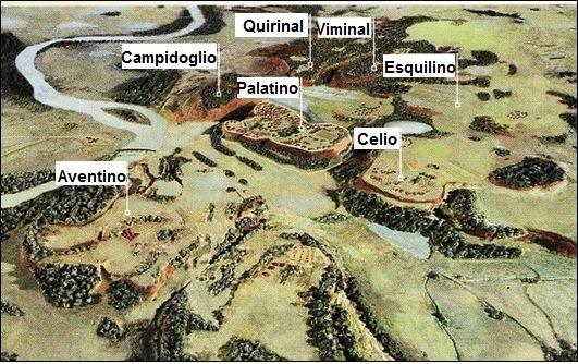 DIARIO DE A BORDO: HISTORIA DE ROMA I – La Fundación de la Ciudad