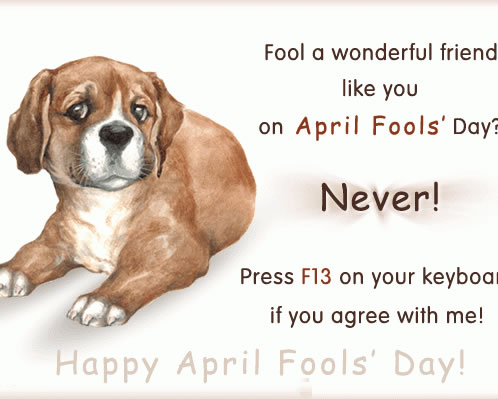 April fool day ecards