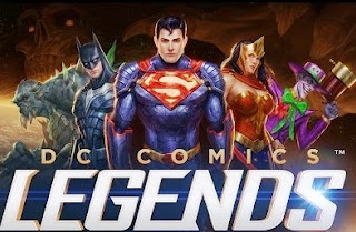 DC Legends Mod v1.10 Apk Full Version Untuk Android (God Mode)