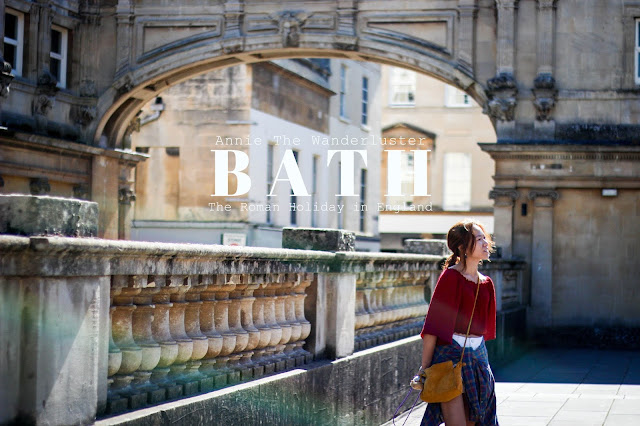 巴斯Bath羅馬浴場