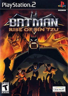 Batman : Rise Of  Sin Tzu PS2