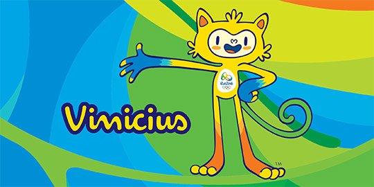Vinícius: o Mascote dos Jogos Olímpicos Rio 2016