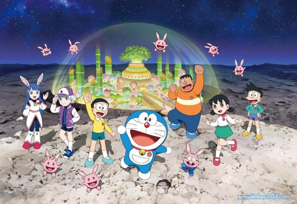 http://xemphimhay247.com - Xem phim hay 247 - Doraemon: Nobita Và Chuyến Thám Hiểm Mặt Trăng (2019) - Nobita's Chronicle Of The Moon Exploration (2019)