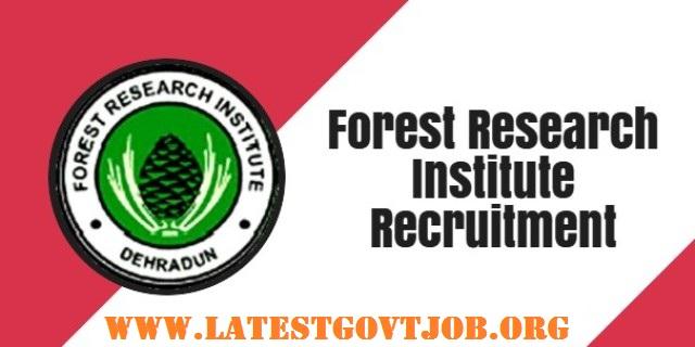 FRI Recruitment 2018