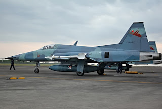 F-5E/F Tiger II  TNI AU