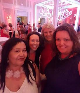RWA 2017 Harlequin party
