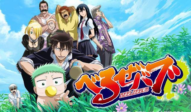 Beelzebub - Best Anime Like Hinamatsuri (Hina Festival)