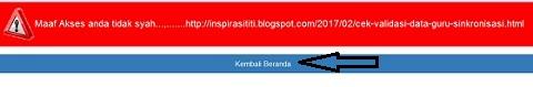 Cek Info Status Terbit SK TPG / SKTP Periode Januari - Juni 2017