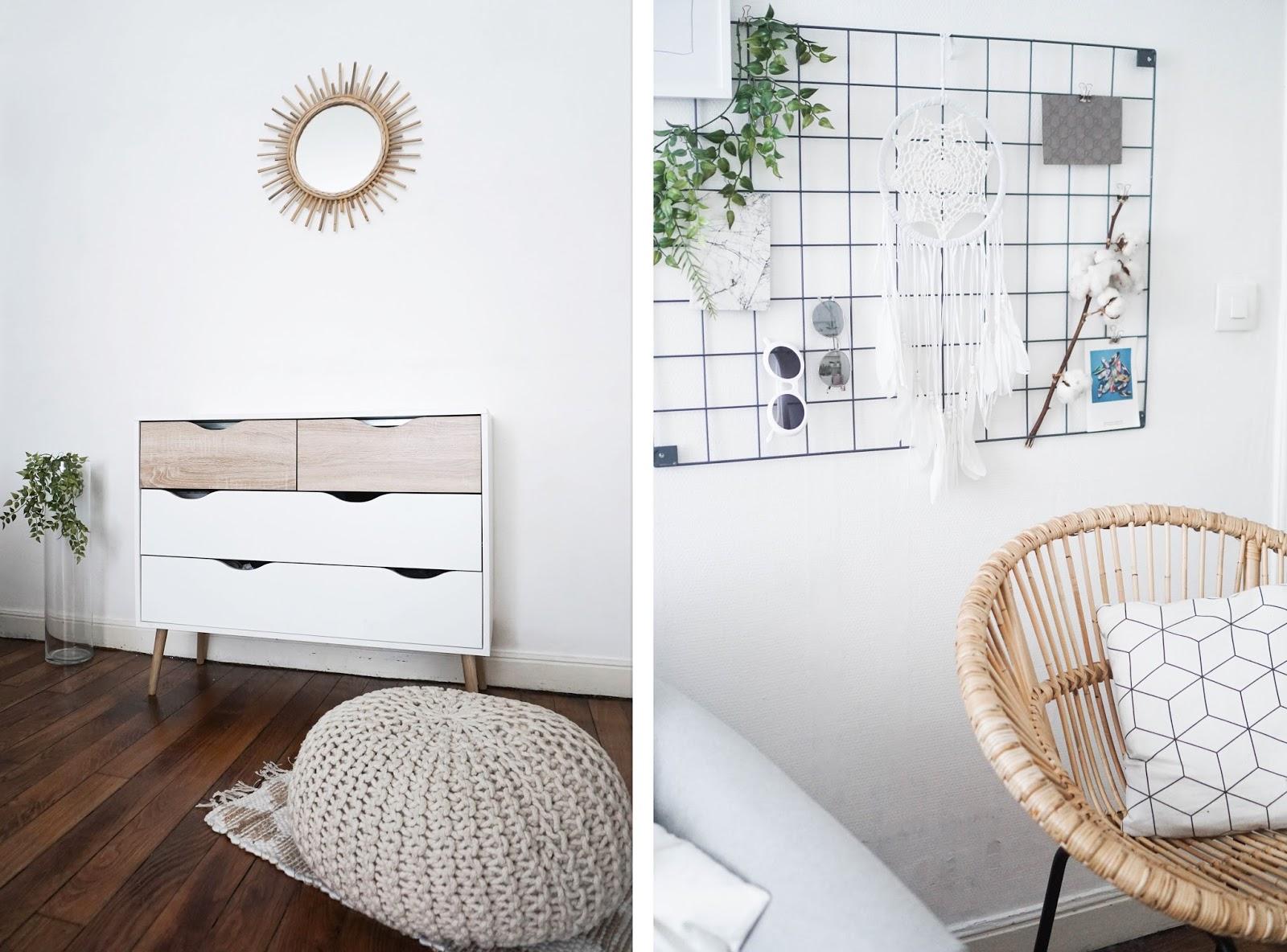 notre appartement parisien alicia mechani blog mode et lifestyle sur paris. Black Bedroom Furniture Sets. Home Design Ideas
