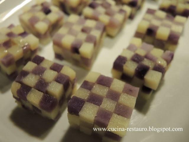 Amuse-Gueule, Amuse-Bouche, oder Grüße aus der Küche