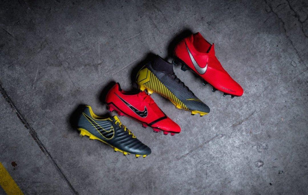Deshalb Sind In Fifa 19 Nicht Die Neuesten Nike Fussballschuhe
