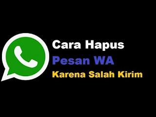 Cara Menghapus Semua Pesan di WhatsApp, Begini caranya